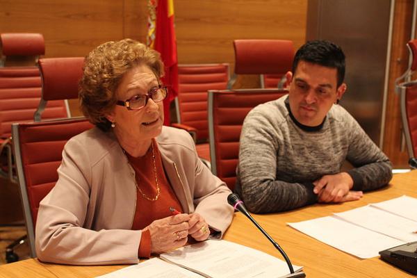 Dolors Pérez i Carles Mulet