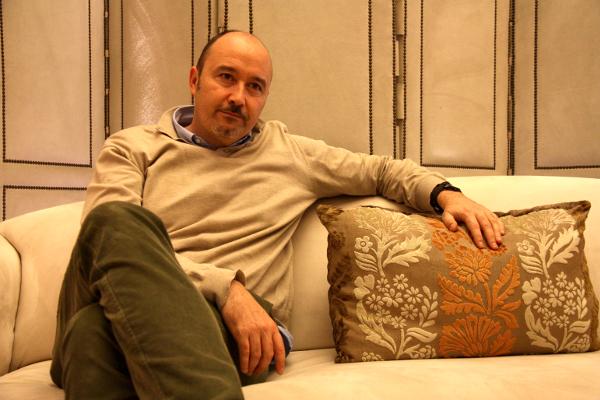 Alex Fernández, autor del llibre.