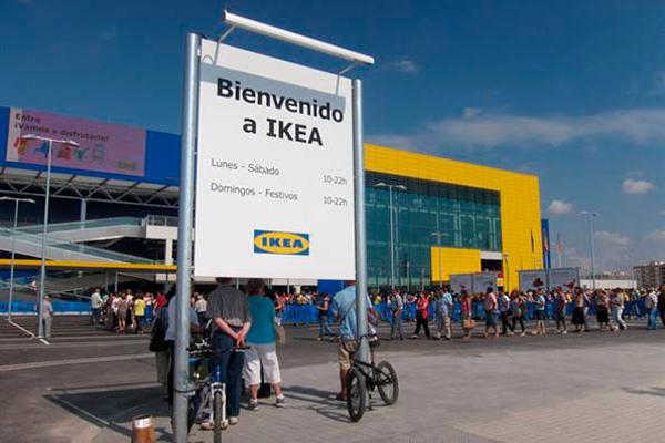 Ikea València.