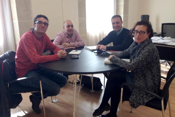 Bellido i Escola Valenciana reunits
